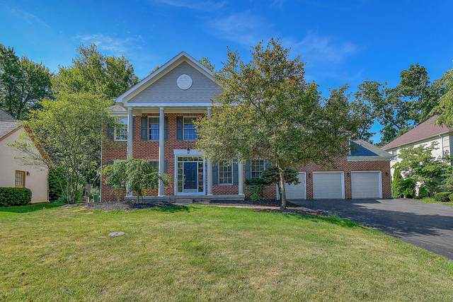 5544 Lake Shore Avenue, Westerville, OH 43082 (MLS #220030255) :: The Willcut Group