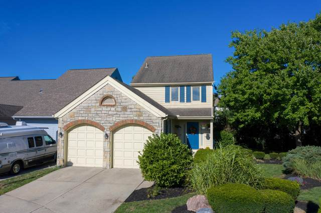 1275 Gemstone Square W, Westerville, OH 43081 (MLS #220030257) :: Jarrett Home Group