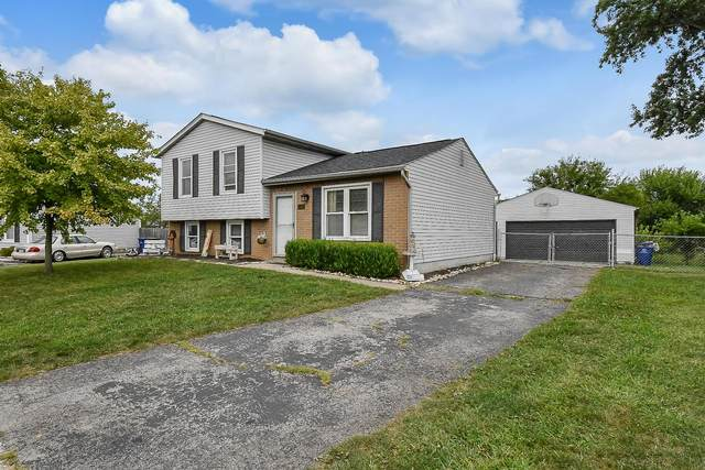 1606 Elm Creek Drive, Grove City, OH 43123 (MLS #220030287) :: CARLETON REALTY