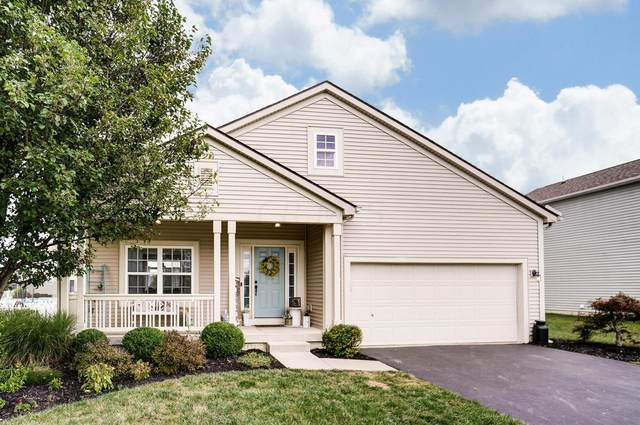 599 Euclid Avenue, Ashville, OH 43103 (MLS #220030294) :: The Clark Group @ ERA Real Solutions Realty