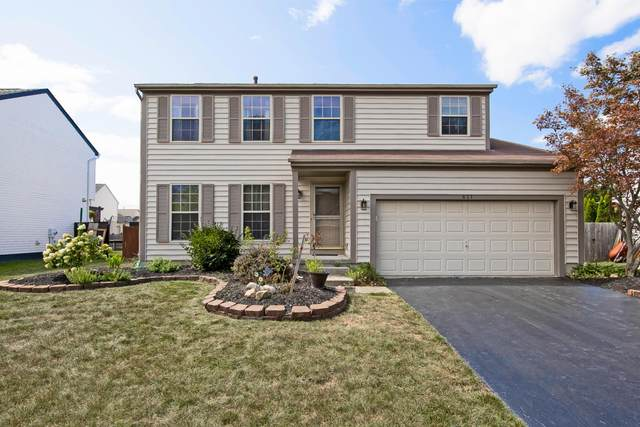821 Parade Place, Galloway, OH 43119 (MLS #220030305) :: The Willcut Group