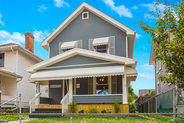 215 E Welch Avenue, Columbus, OH 43207 (MLS #220030345) :: 3 Degrees Realty