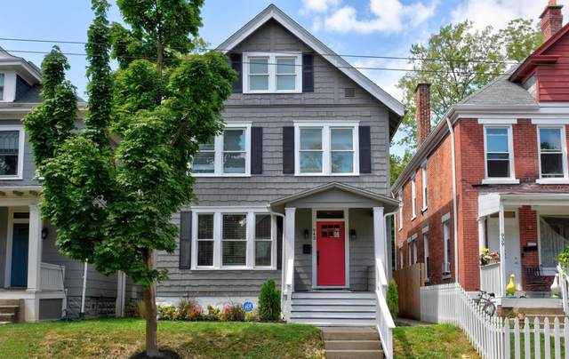 943 Linwood Avenue, Columbus, OH 43206 (MLS #220030379) :: The Willcut Group