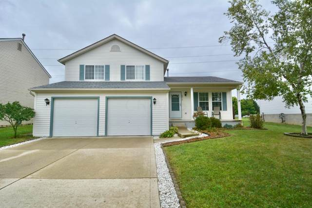 6819 Magdalena Lane, Canal Winchester, OH 43110 (MLS #220030417) :: Susanne Casey & Associates