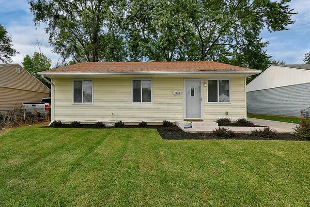 1644 Jonathan Drive, Columbus, OH 43207 (MLS #220030460) :: The Clark Group @ ERA Real Solutions Realty