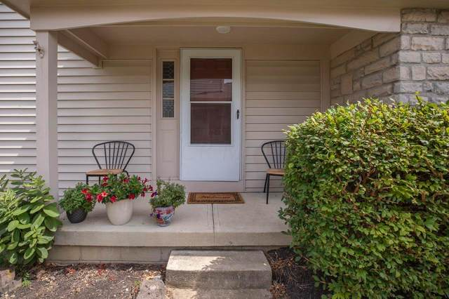 2536 Dahlia Way 25A, Columbus, OH 43235 (MLS #220030496) :: The Willcut Group