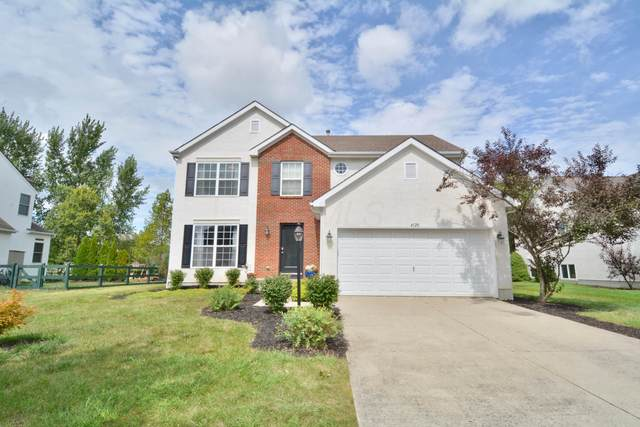 4128 Landhigh Lakes Drive, Powell, OH 43065 (MLS #220030508) :: The Willcut Group