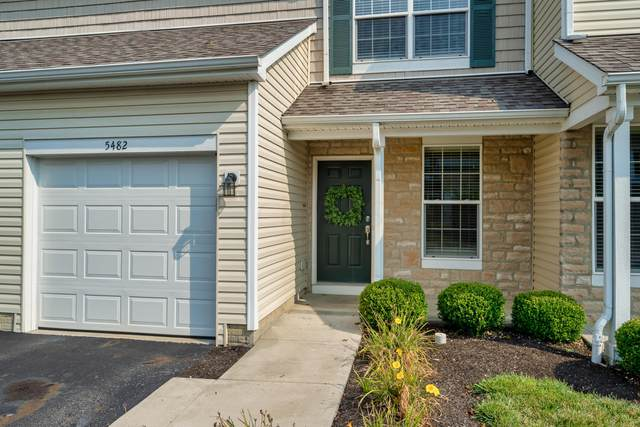 5482 Albany Terrace Way #1404, Westerville, OH 43081 (MLS #220030524) :: Jarrett Home Group