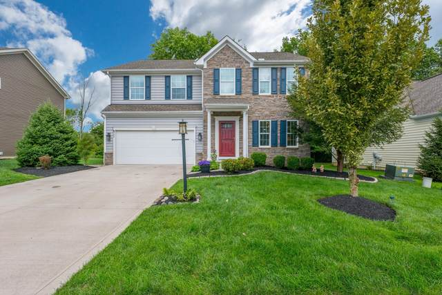 282 Blue Jacket Circle, Pickerington, OH 43147 (MLS #220030557) :: The Willcut Group