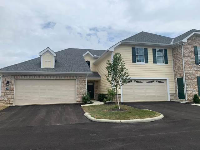 211 Lake Cove Drive, Delaware, OH 43015 (MLS #220030567) :: The Willcut Group