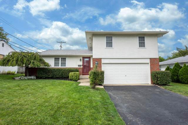 6942 Carrousel Drive S, Reynoldsburg, OH 43068 (MLS #220030568) :: The Clark Group @ ERA Real Solutions Realty