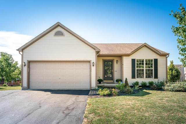 9133 Longstone Drive, Lewis Center, OH 43035 (MLS #220030577) :: Sam Miller Team