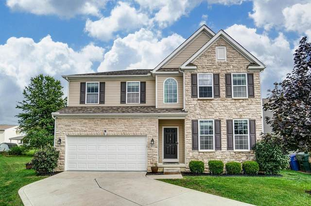 5474 Piper Bend Drive, Canal Winchester, OH 43110 (MLS #220030590) :: The Willcut Group