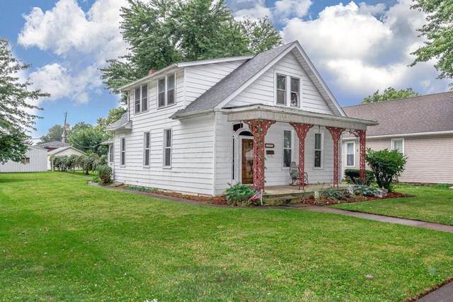 126 W Allen Street, Lancaster, OH 43130 (MLS #220030650) :: The Willcut Group