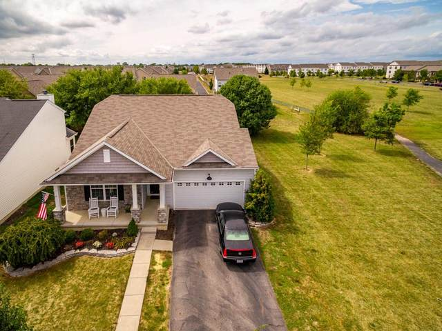 5217 Wabash River Street, Dublin, OH 43016 (MLS #220030681) :: Core Ohio Realty Advisors