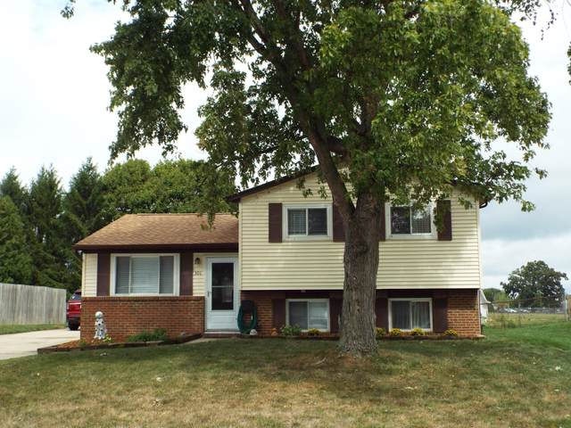 301 Parkdale Drive, West Jefferson, OH 43162 (MLS #220030719) :: RE/MAX ONE