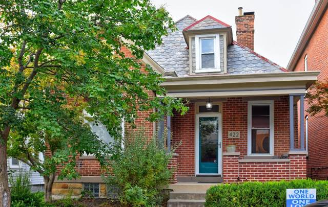 422 Reinhard Avenue, Columbus, OH 43206 (MLS #220030725) :: The Jeff and Neal Team | Nth Degree Realty