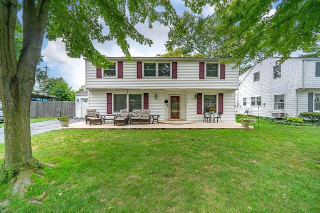 335 Danhurst Road, Columbus, OH 43228 (MLS #220030728) :: The Clark Group @ ERA Real Solutions Realty