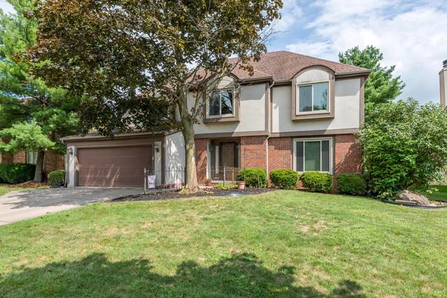 484 Olde Mill Drive, Westerville, OH 43082 (MLS #220030733) :: The Jeff and Neal Team | Nth Degree Realty