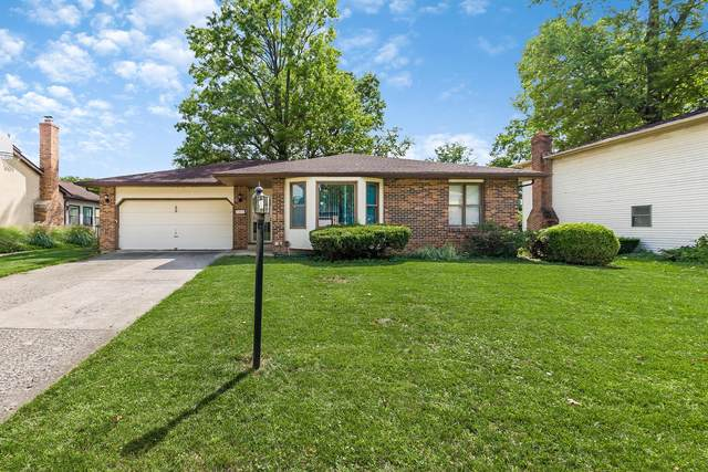 1861 Judwick Drive, Columbus, OH 43229 (MLS #220030737) :: The Holden Agency
