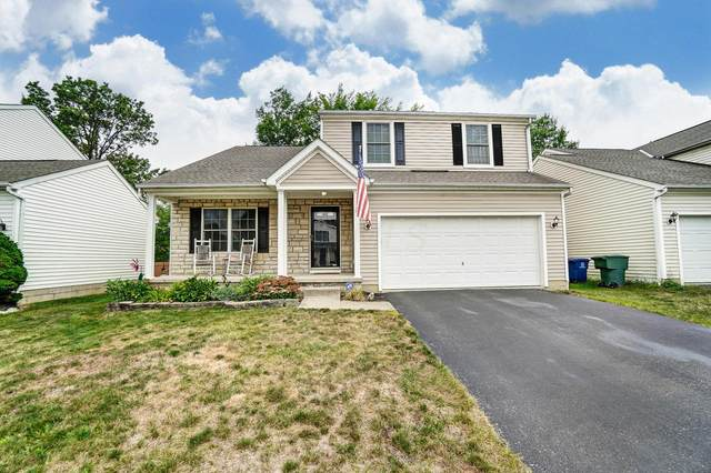 480 Thistleview Drive, Lewis Center, OH 43035 (MLS #220030738) :: Sam Miller Team