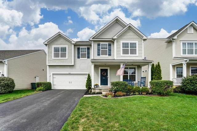 5981 Shreven Drive, Westerville, OH 43081 (MLS #220030739) :: The Clark Group @ ERA Real Solutions Realty