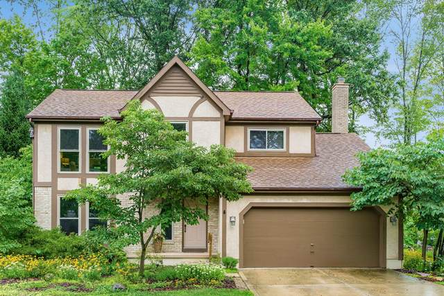 384 Spruce Hill Drive, Columbus, OH 43230 (MLS #220030750) :: Sam Miller Team