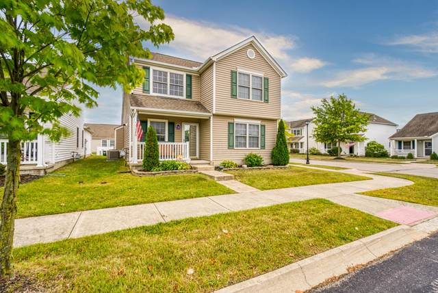 5506 Russell Fork Drive, Dublin, OH 43016 (MLS #220030751) :: The Clark Group @ ERA Real Solutions Realty
