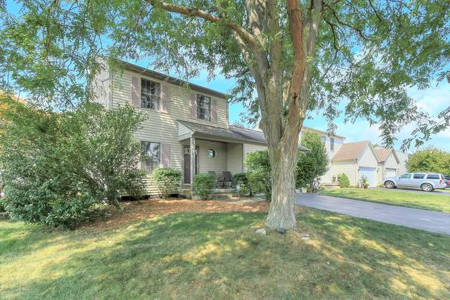 2403 Yagger Bay Drive, Hilliard, OH 43026 (MLS #220030764) :: The Jeff and Neal Team | Nth Degree Realty