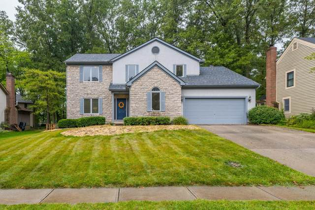 841 Hensel Woods Road, Columbus, OH 43230 (MLS #220030766) :: 3 Degrees Realty