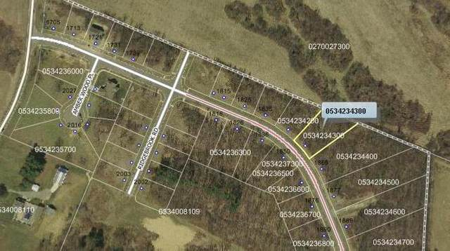 1853 Bent Creek Drive Lot 12, Lancaster, OH 43130 (MLS #220030768) :: The Clark Group @ ERA Real Solutions Realty