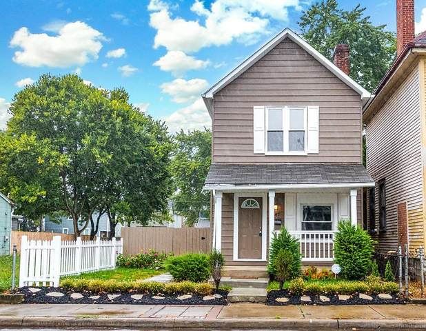 1587 S 4th Street, Columbus, OH 43207 (MLS #220030779) :: The Jeff and Neal Team | Nth Degree Realty
