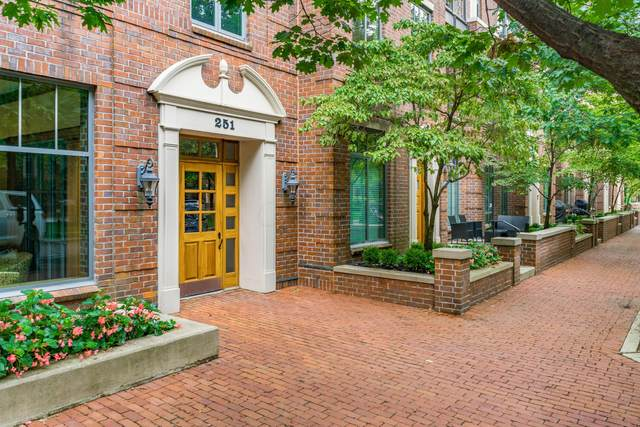 251 Daniel Burnham Square #706, Columbus, OH 43215 (MLS #220030791) :: The Holden Agency