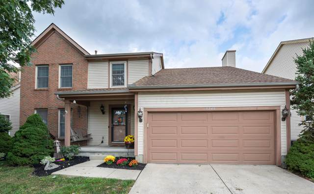 7240 Bennell Drive, Reynoldsburg, OH 43068 (MLS #220030814) :: The Clark Group @ ERA Real Solutions Realty