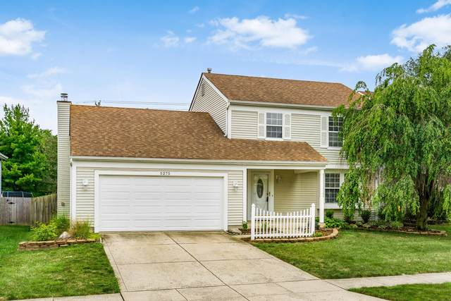 5275 Windflower Court, Hilliard, OH 43026 (MLS #220030822) :: The Clark Group @ ERA Real Solutions Realty