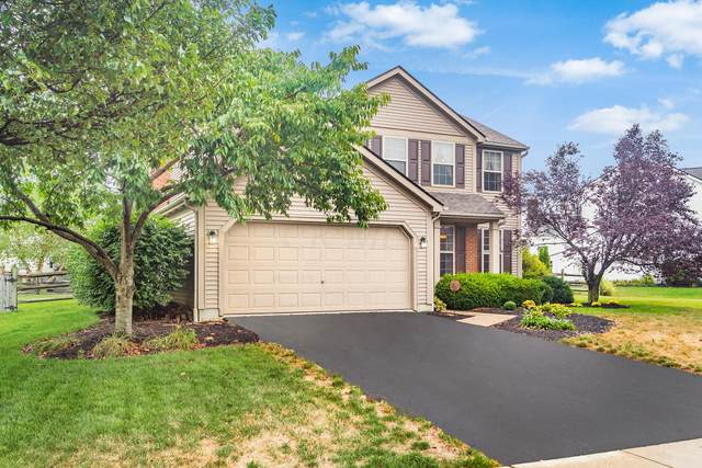 1765 Sotherby Crossing, Lewis Center, OH 43035 (MLS #220030835) :: Sam Miller Team
