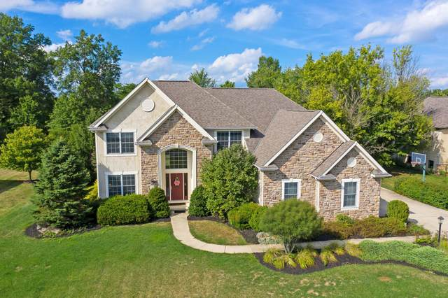 2736 Silverleaf Drive, Powell, OH 43065 (MLS #220030907) :: Core Ohio Realty Advisors