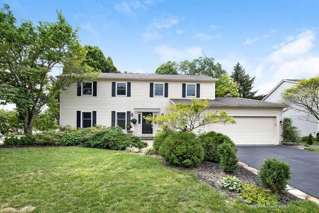 6969 Tralee Drive, Dublin, OH 43017 (MLS #220030946) :: The Clark Group @ ERA Real Solutions Realty