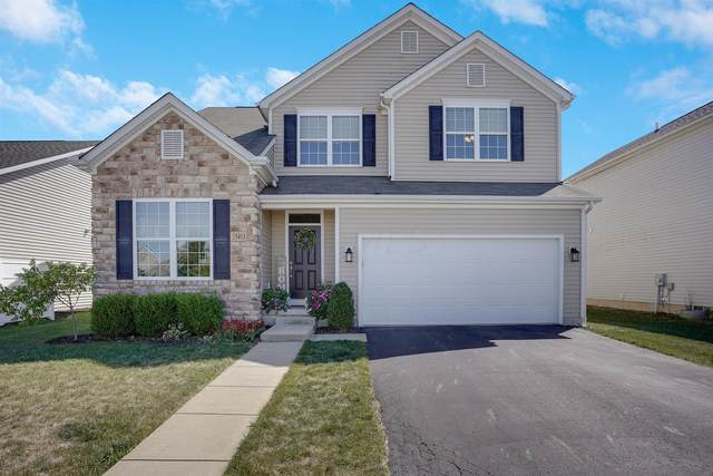 5411 Redwater Drive, Dublin, OH 43016 (MLS #220030976) :: Core Ohio Realty Advisors