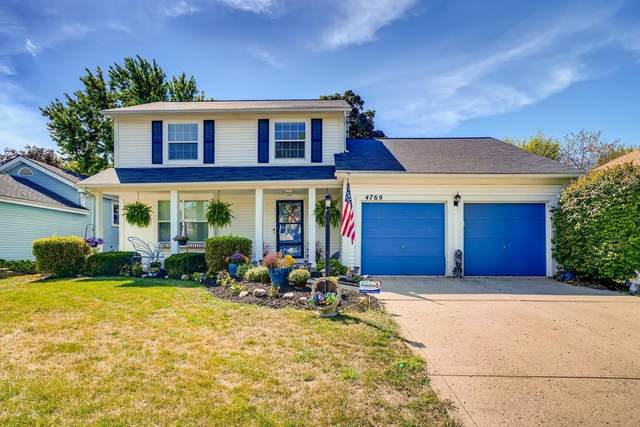 4769 Leybourne Drive, Hilliard, OH 43026 (MLS #220030987) :: The Clark Group @ ERA Real Solutions Realty