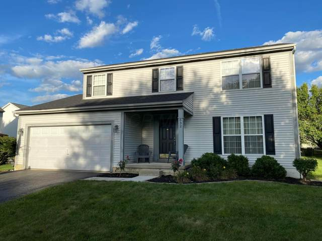 632 Thatch Street, Reynoldsburg, OH 43068 (MLS #220031018) :: Core Ohio Realty Advisors