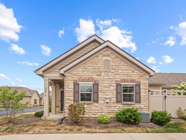 3876 Coral Creek Court, Powell, OH 43065 (MLS #220031048) :: Jarrett Home Group