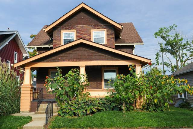 704 Wager Street, Columbus, OH 43206 (MLS #220031058) :: 3 Degrees Realty