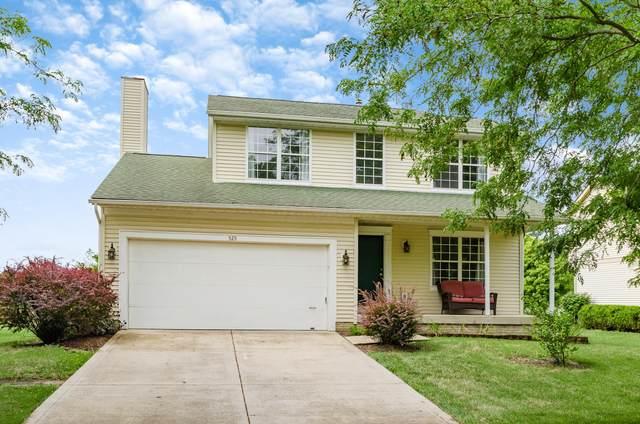 525 Ashton Woods Drive, Ashville, OH 43103 (MLS #220031099) :: 3 Degrees Realty