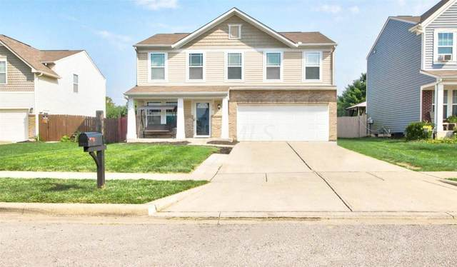 676 Tinkers Creek Lane, Columbus, OH 43207 (MLS #220031126) :: 3 Degrees Realty