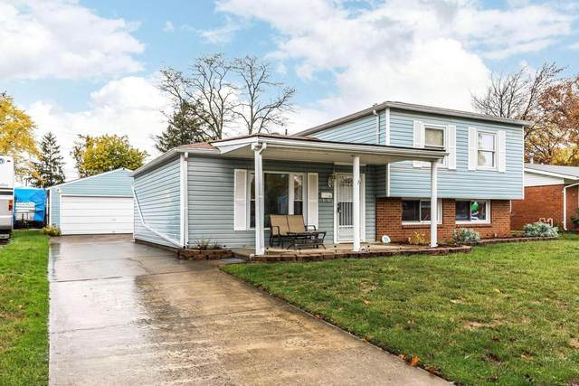 407 Daytona Road, Columbus, OH 43228 (MLS #220031135) :: The Clark Group @ ERA Real Solutions Realty