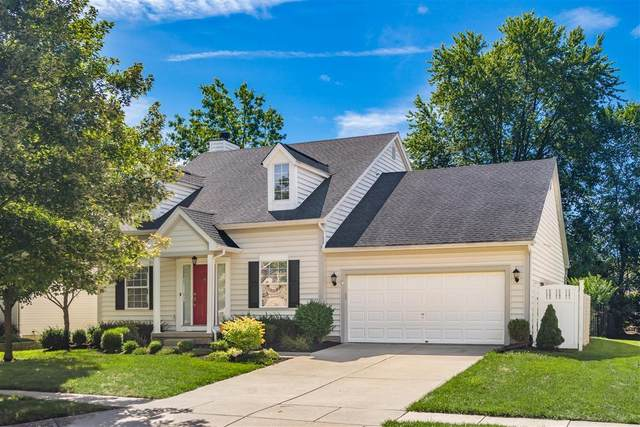 6423 Gossamer Court, Columbus, OH 43081 (MLS #220031144) :: The Jeff and Neal Team | Nth Degree Realty