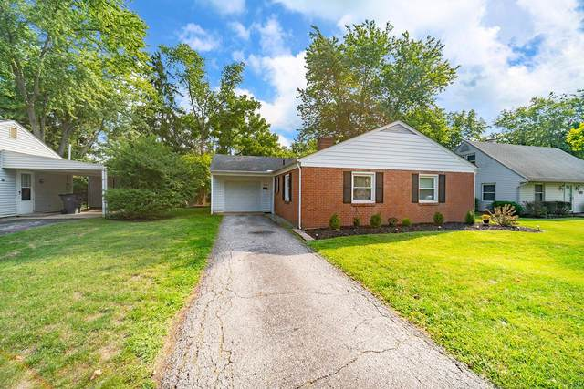 370 Darbyhurst Road, Columbus, OH 43228 (MLS #220031148) :: Shannon Grimm & Partners Team