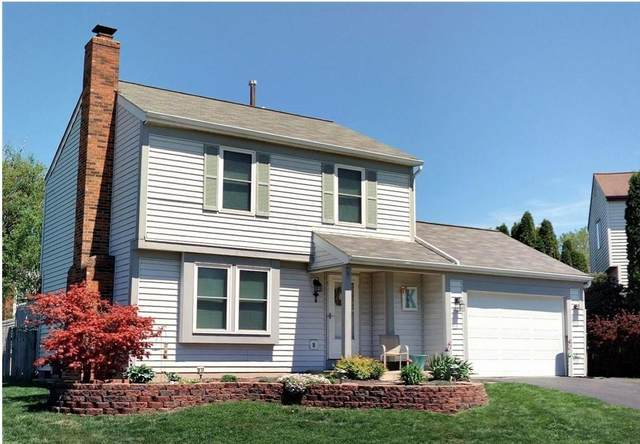 3790 Hunting Lane, Columbus, OH 43230 (MLS #220031181) :: The Clark Group @ ERA Real Solutions Realty