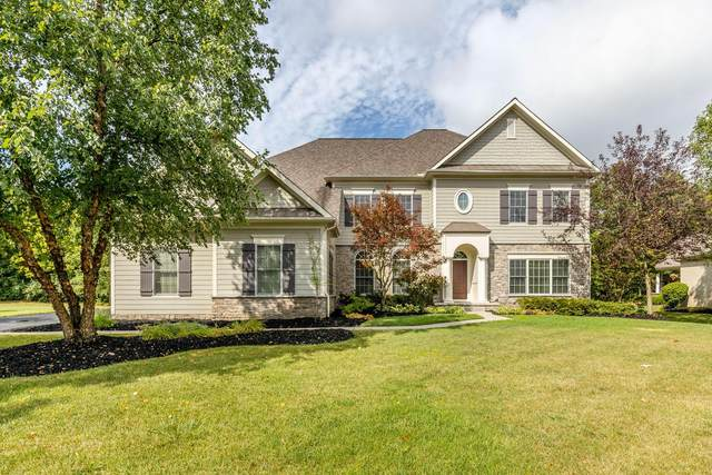 10022 Macdonald Drive, Dublin, OH 43017 (MLS #220031186) :: The Holden Agency